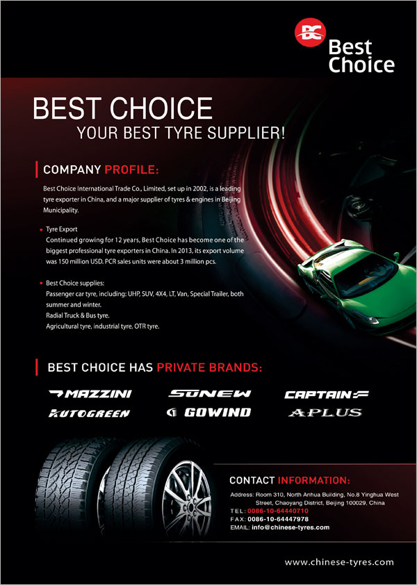 Best Choice International Trade