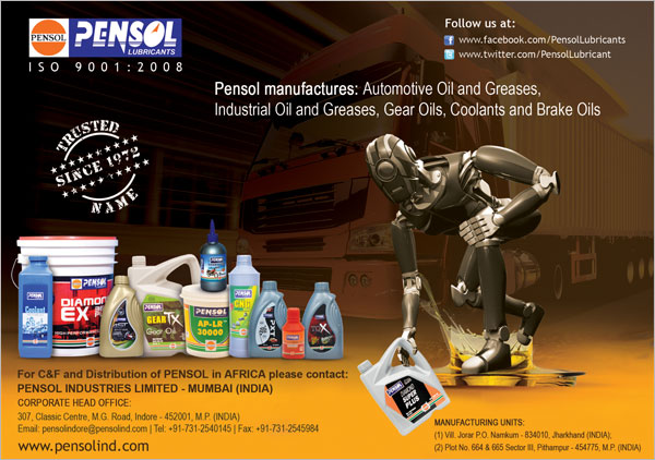 Pensol Industries Limited
