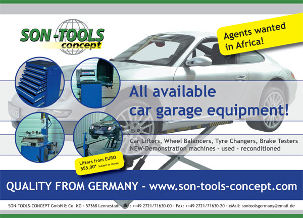 Afrotrade - African Automotives, Spare Parts & Accessories Importers