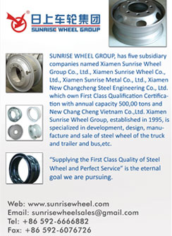 Xiamen Sunrise Wheel Group Co.,ltd