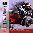 For European Trucks & Engine Parts.