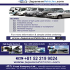 A truly global provider of quality vehicles.